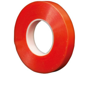 Double-Sided Clear Polyester Tape - 48mm x 50m