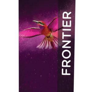 Frontier Roller Banner - 2000mm