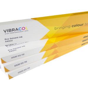 Vibracol Mimaki JV33 (SS21) Eco-Solvent Ink L-Magenta 440ml