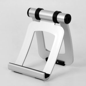 Premium Portable Tablet Stand - Silver