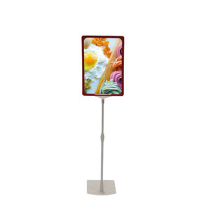 Showcard Stand (300mm-600mm) A3 - Green