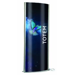 Totem Light Box - 600mm x 1700mm