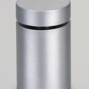 Wall Panel Support 25mm x 25mm - Aluminium (Satin Silver)