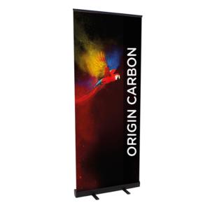 Origin Carbon Roller Banner - 850mm