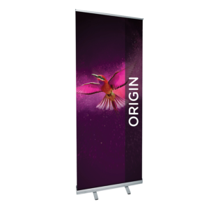 Origin Roller Banner - 1000mm Snap Rail