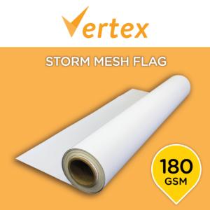 Vertex Storm Mesh Flag 180 - 3200mm x 100m