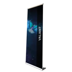 Valiant Roller Banner - 2000mm