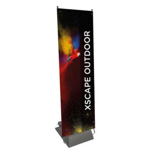 Xscape Outdoor X Banner - 450mm x 1600mm